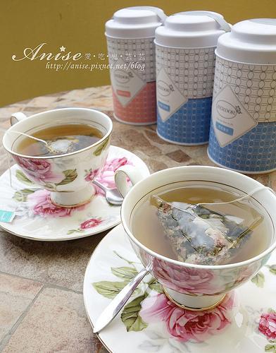 HERDOR法式茶品,女性專屬!(文末好康!) @愛吃鬼芸芸