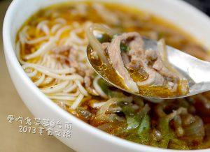 今日熱門文章:台南小吃.忠味麵館
