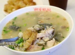 今日熱門文章:台南早餐.阿堂鹹粥、勝利早點