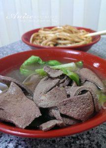 今日熱門文章:東區小吃.可口豬肝湯麻醬麵