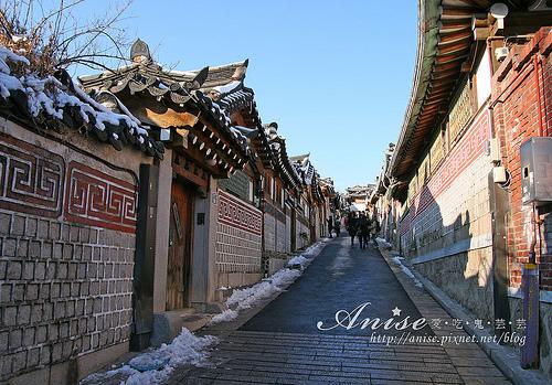 首爾景點~北村八景,首爾最大的韓屋集散地 @愛吃鬼芸芸