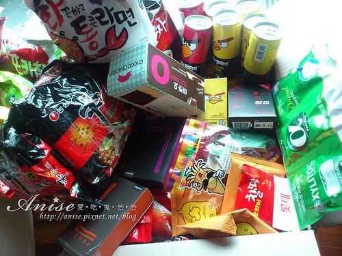 韓國首爾必買~化妝品、保養品、零食 @愛吃鬼芸芸