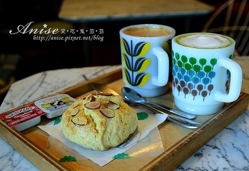 首爾美食~MMMG Cafe,充滿設計感的咖啡小店 @愛吃鬼芸芸