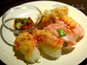 今日熱門文章:壽司滿載吃到飽,吃完很飽但是很空虛 Q_Q