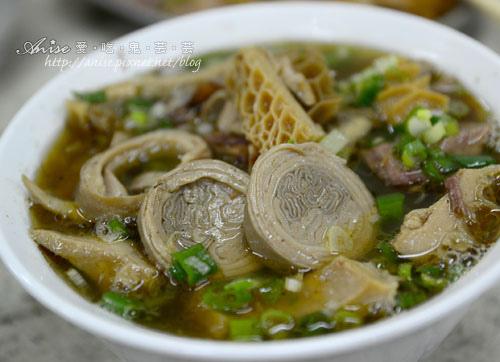 吳興街林家牛肉麵,肉嫩湯醇很美味! @愛吃鬼芸芸