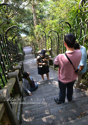 日月潭文武廟年梯步道、再訪老英格蘭莊園