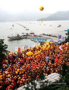今日熱門文章:2011萬人泳渡日月潭,我們活著回來了!喔耶!