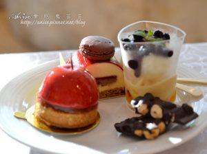 今日熱門文章:再訪華泰王子楓丹廳,午晚茶哎呀漲價了!@@