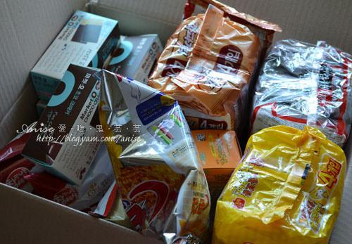 韓國濟州島敗回來的泡麵、零食、小物 @愛吃鬼芸芸