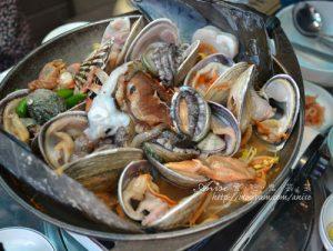 今日熱門文章:濟州島美食.海鮮活跳跳的大家來海鮮火鍋