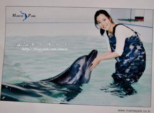 今日熱門文章:濟州島景點.MrinePark海洋公園與海豚親密接觸