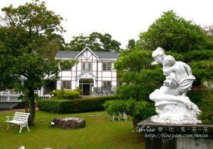 今日熱門文章:宜蘭.逢春園渡假別墅,美麗的都鐸式建築~彷彿置身歐洲