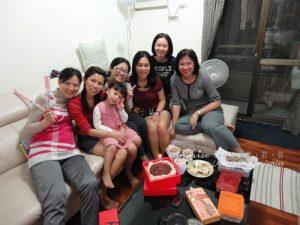今日熱門文章:99.11.14 久違的姐妹聚會~10月、11月壽星生日快樂!