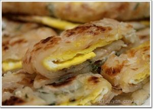 今日熱門文章:【試吃】香酥脆的東門口手工蔥抓餅有小時候的味道,我好愛!