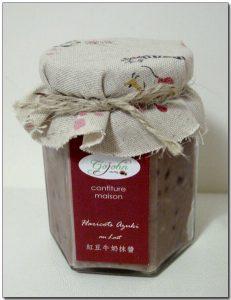 今日熱門文章:【試吃】Gojohn手工果醬紅豆牛奶抹醬