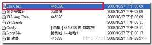 今日熱門文章:[ 再搶 ] 445,328 再次開跑!! (  搶數字結果 + 小禮物公佈 )