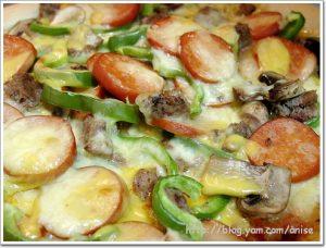 今日熱門文章:【食譜】配料爆量Pizza DIY