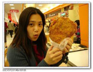 今日熱門文章:95.1.30 環球購物中心之JUSTCO晚餐