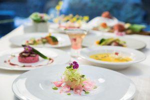今日熱門文章:大地酒店喜歡廳花漾食尚饗宴,「花漾套餐」美得像幅畫!