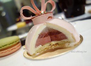 今日熱門文章:台北文華東方酒店文華餅房,超值精緻法式甜點,大推!
