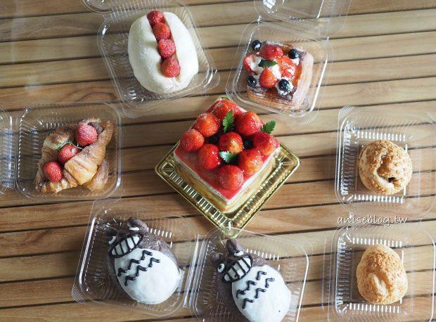台中甜點.泡芙之家,平價又美味的銅板美食😍 @愛吃鬼芸芸