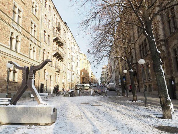 斯德哥爾摩住宿推薦.斯德哥爾摩城市公寓式酒店 (City Apartments Stockholm) @愛吃鬼芸芸