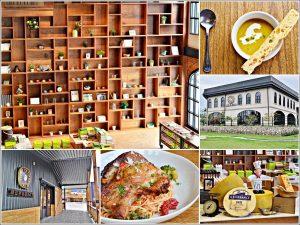 今日熱門文章:宜蘭新景點餐廳.超品烘焙工坊、綠豆冰糕觀光工廠,書櫃牆IG拍照打卡新亮點