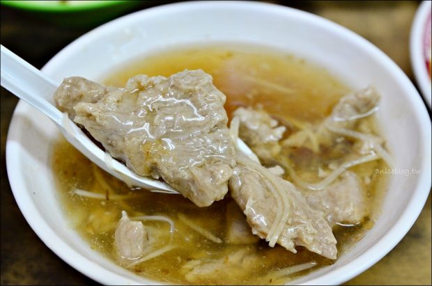 東門站美食.東門赤肉羹、甜不辣、滷肉飯、菜市場美食 @愛吃鬼芸芸