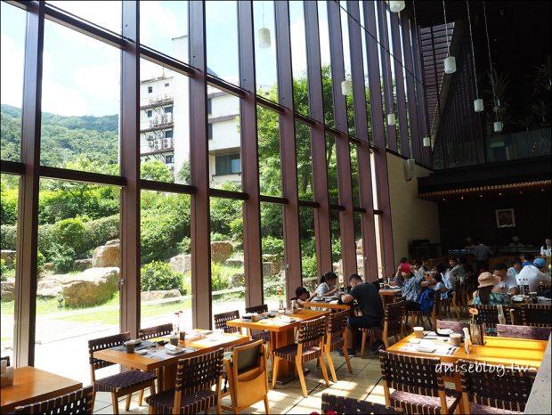 礁溪老爺酒店岩波庭宜蘭廚房雲天自助餐廳