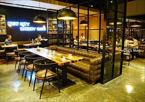 New City Bakery cafe 006