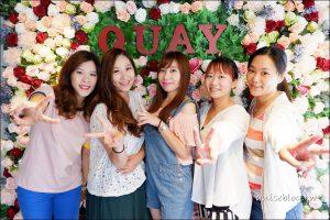 今日熱門文章:東區.QUAY Cafe 奎咖啡館,滿滿的花牆少女心大爆發