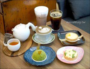 今日熱門文章:捷運行天宮站.木白甜點咖啡店,超火紅小清新咖啡店