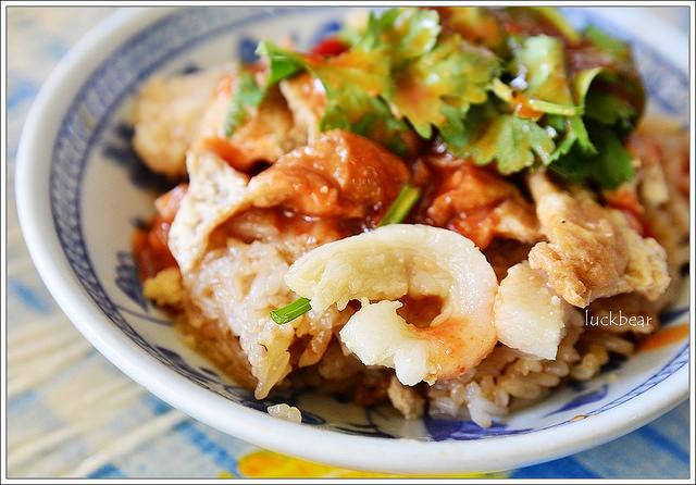 羅東美食.羅東米糕枝,傳說中的幽靈油飯、魚丸湯(姊姊食記)