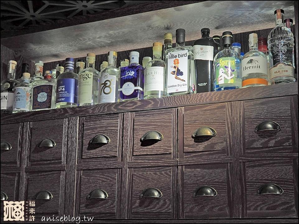 福來許老屋小酒吧.發琴吧 Ginspiration,夜晚來杯小酒吧!