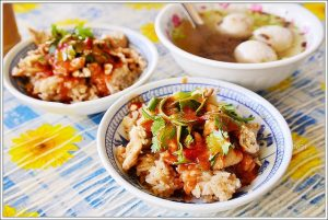 今日熱門文章:羅東美食.羅東米糕枝,傳說中的幽靈油飯、魚丸湯(姊姊食記)