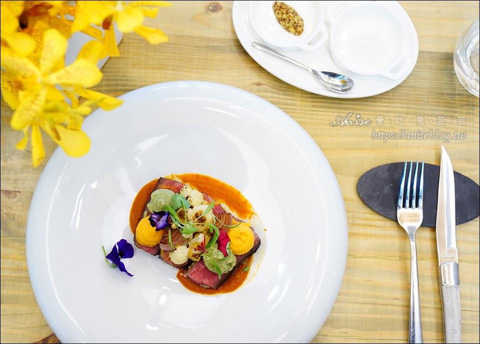 歐傑洛義式餐廳,全台價格最親民的米其林等級餐廳@2018米其林餐盤