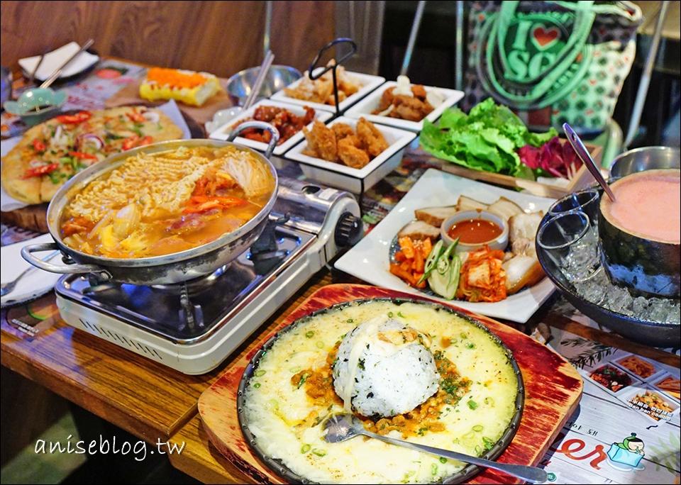 韓式料理.燒酒一杯@市府站
