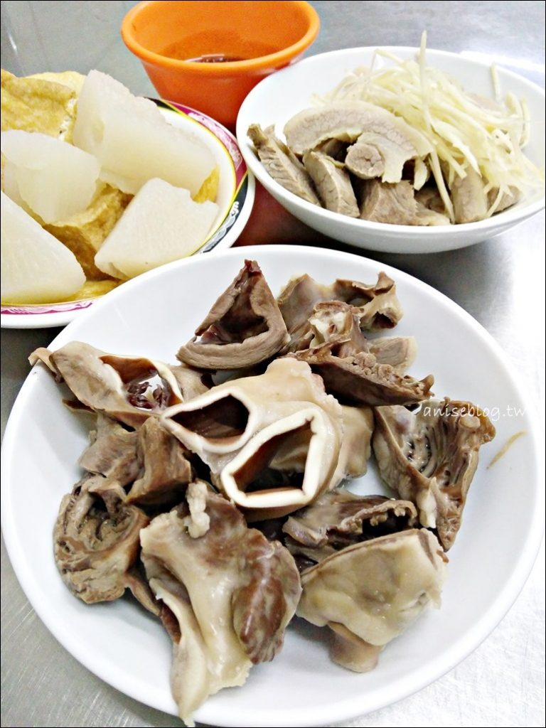 大橋頭美食.柴寮仔米苔目,美味黑白切,台式早午餐(姊姊食記)