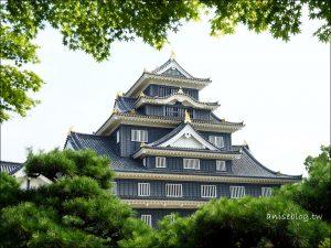 今日熱門文章:岡山必訪景點:岡山城、岡山後樂園
