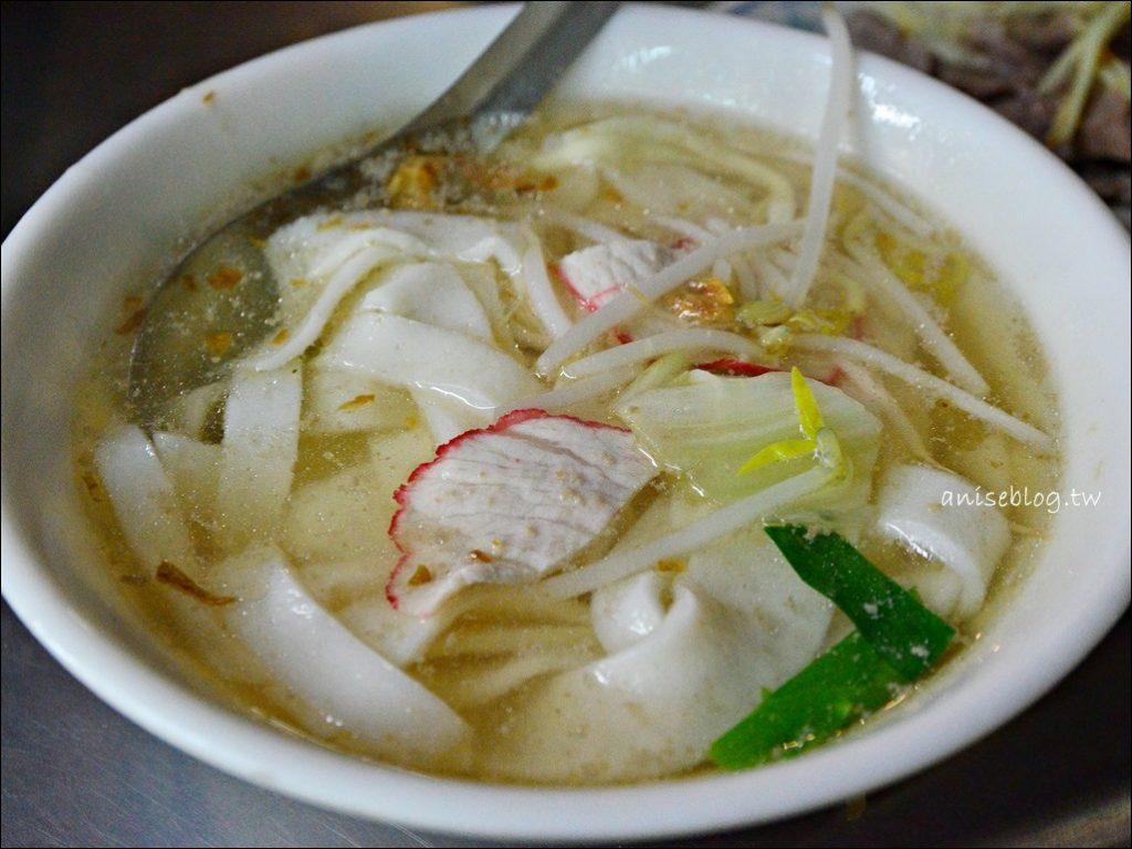 基隆廟口美食,18攤廣東麵、古早味駝子麵(姊姊食記)