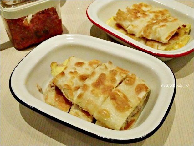 早澤手工蛋餅,鐵板肉蛋土司,台北早餐早午餐,中正紀念堂站美食(姊姊食記) @愛吃鬼芸芸