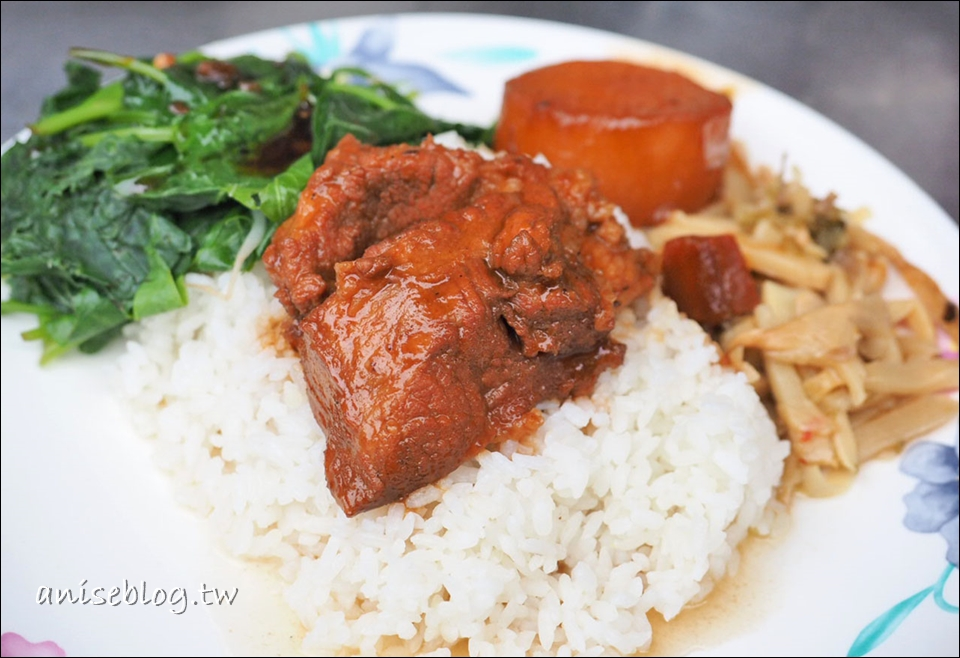 梅滿美食,有媽媽味道的紅燒肉、控肉、滷肉飯@大同區美食
