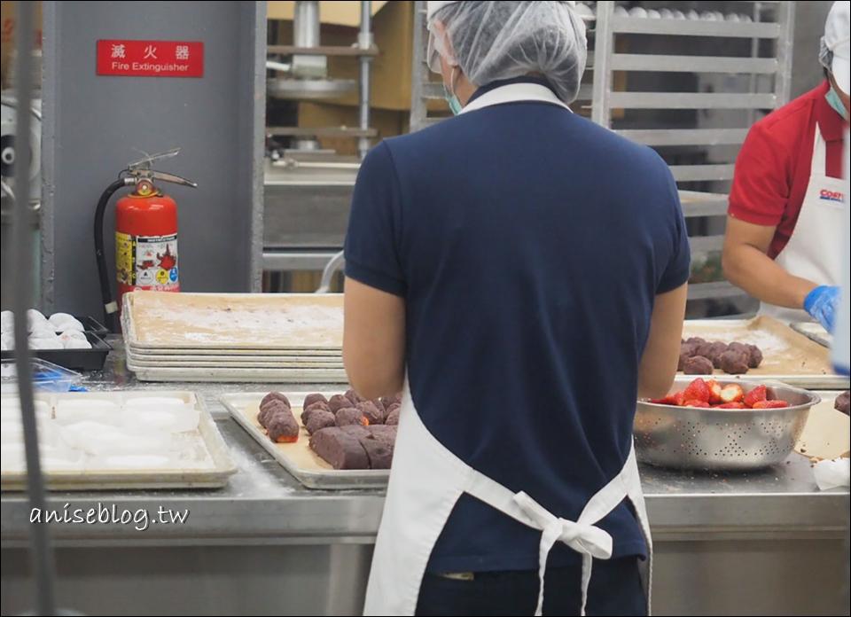 COSTCO草莓大福