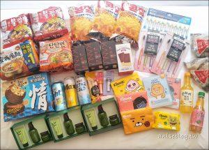 今日熱門文章:首爾超市好好買 | Home Plus 合井站