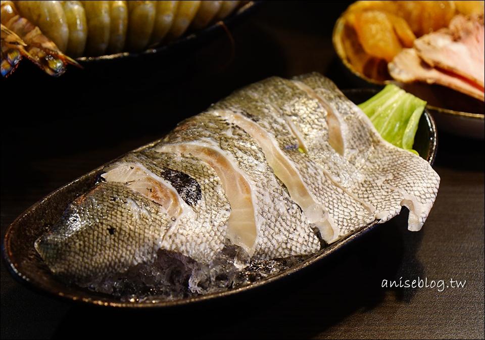 赤哥汕頭火鍋(板橋),超好吃鹿兒島豬、日本A5和牛、溫體牛、豪華蝦拼盤,湯頭超特別!