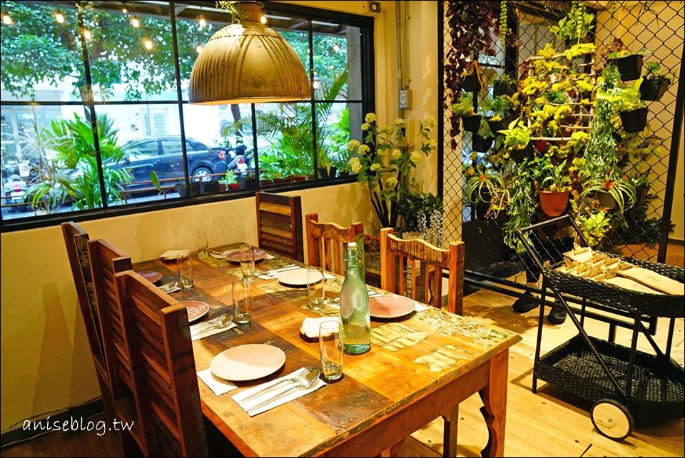 三訪Musée Kitchen & Bar 義式餐酒館,怎麼多了這麼美的空間!(耶誕大餐開跑)