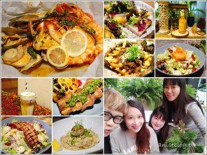 今日熱門文章:三訪Musée Kitchen & Bar 義式餐酒館,怎麼多了這麼美的空間!(耶誕大餐開跑)