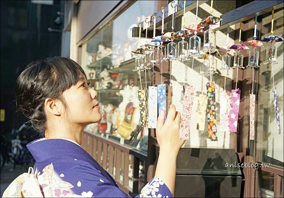 【東京淺草和服體驗】Studio 七色和服,穿華麗和服逛淺草寺!