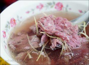 今日熱門文章:阿進土產牛肉湯,嘉義超厲害的美食!