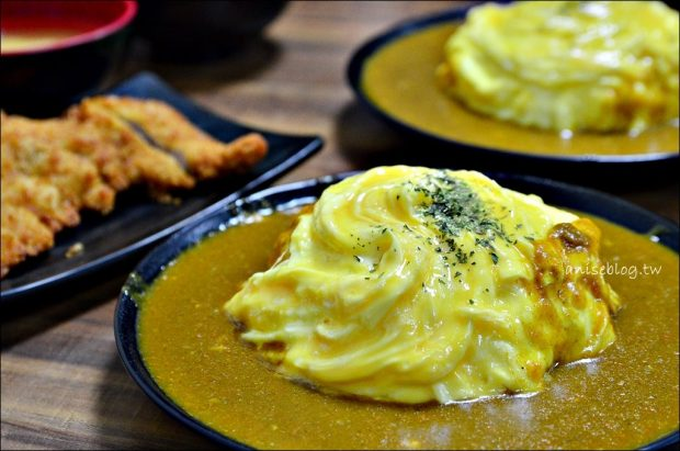 秋月日式炸豬排、蛋包飯,南機場夜市平價美食(姊姊食記) @愛吃鬼芸芸